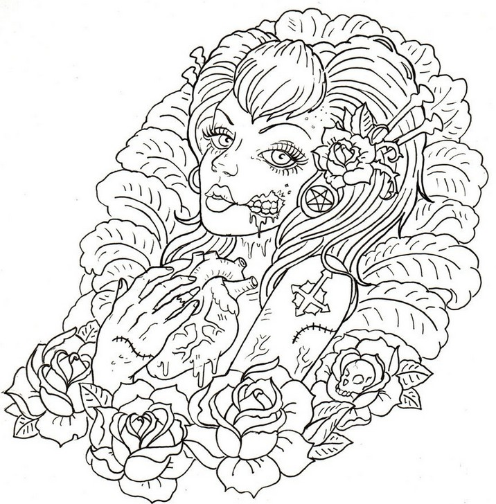 Coloring Page - Print for Free